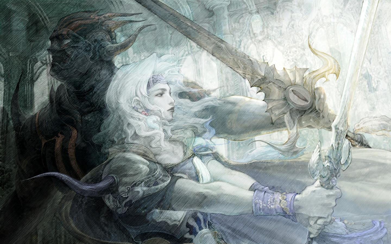 Free Final Fantasy IV Wallpaper in 1440x900