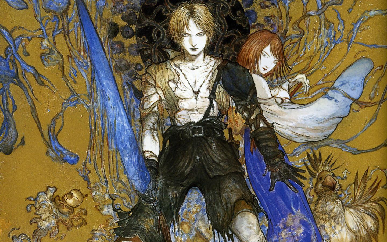 Free Final Fantasy X Wallpaper in 1440x900