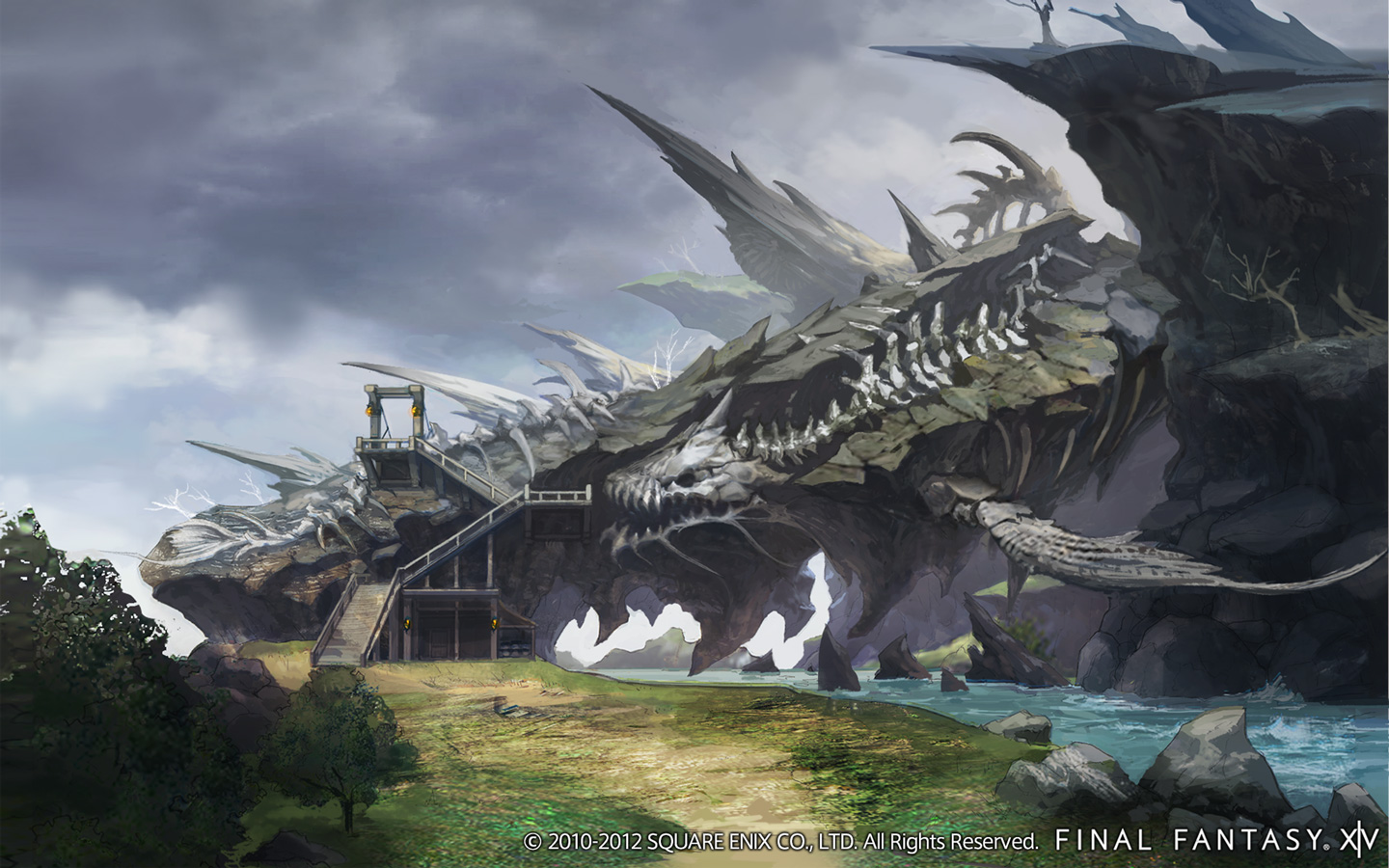 Free Final Fantasy XIV Wallpaper in 1440x900