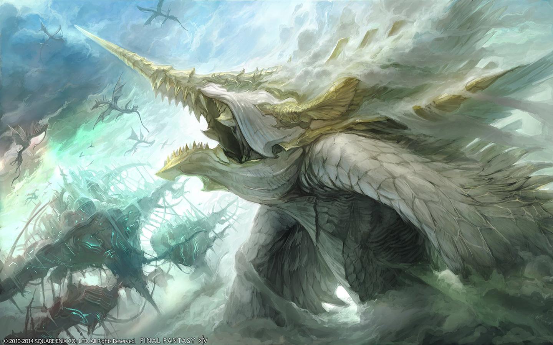 Free Final Fantasy XIV Wallpaper in 1440x900