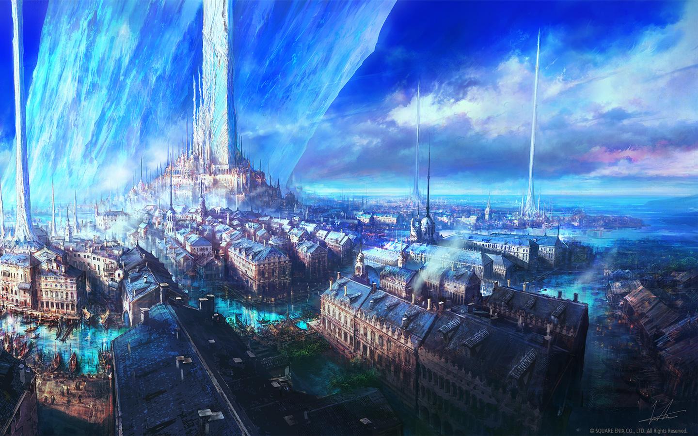Free Final Fantasy XVI Wallpaper in 1440x900