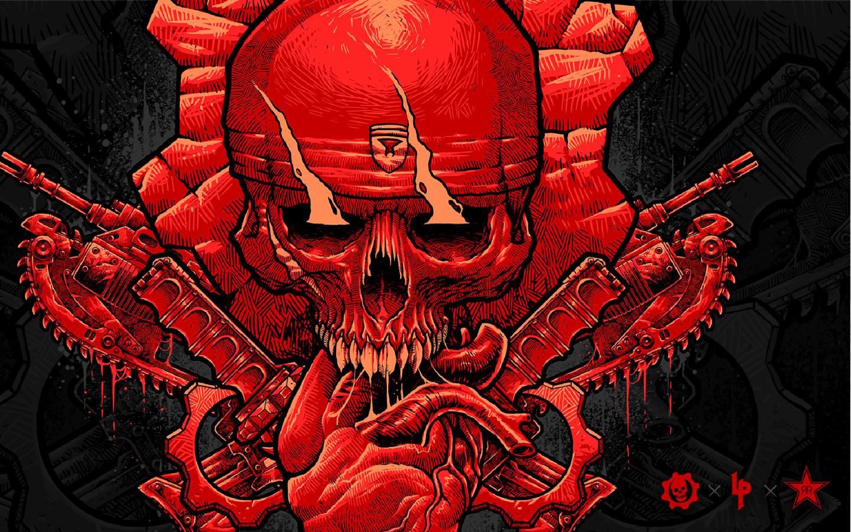 Gears 5 Wallpaper in 1440x900