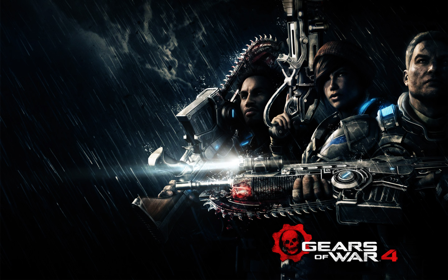 Gears of War 4 Wallpaper in 1440x900