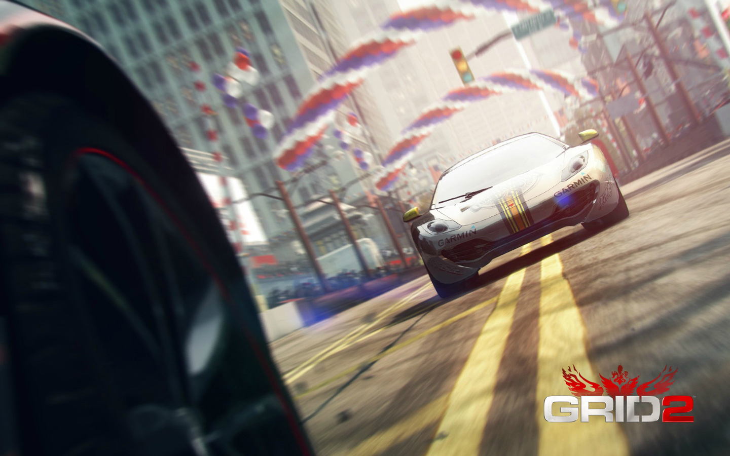 Free GRID 2 Wallpaper in 1440x900