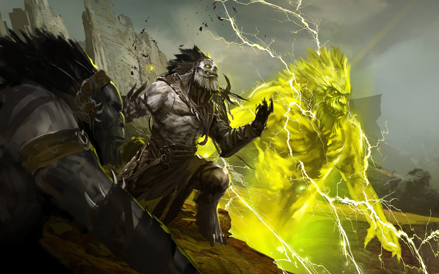 Free Guild Wars 2 Wallpaper in 1440x900