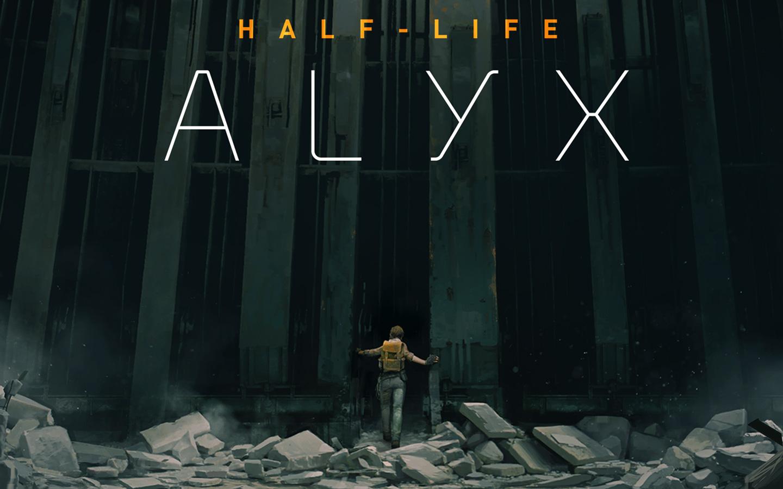 Free Half-Life: Alyx Wallpaper in 1440x900