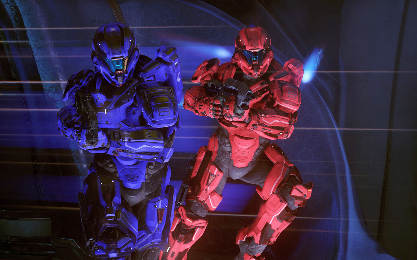 Halo 5: Guardians Wallpaper in 1440x900