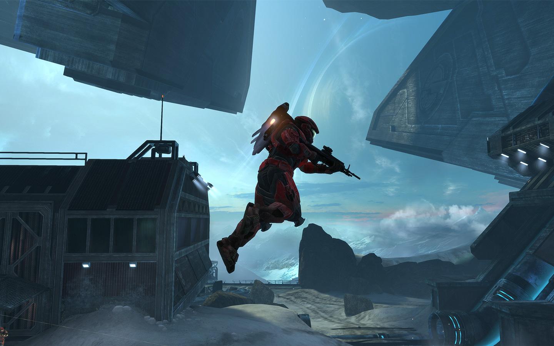 Free Halo: Reach Wallpaper in 1440x900