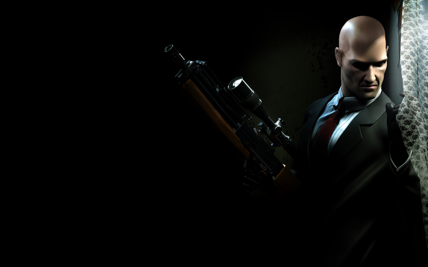 Free Hitman: Contracts Wallpaper in 1440x900