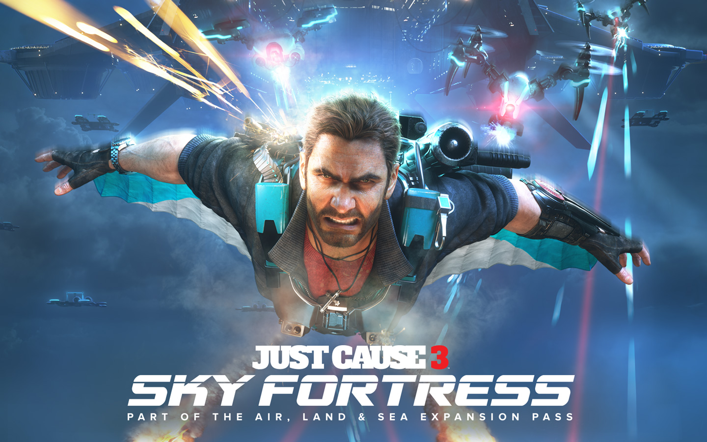 Free Just Cause 3 Wallpaper in 1440x900
