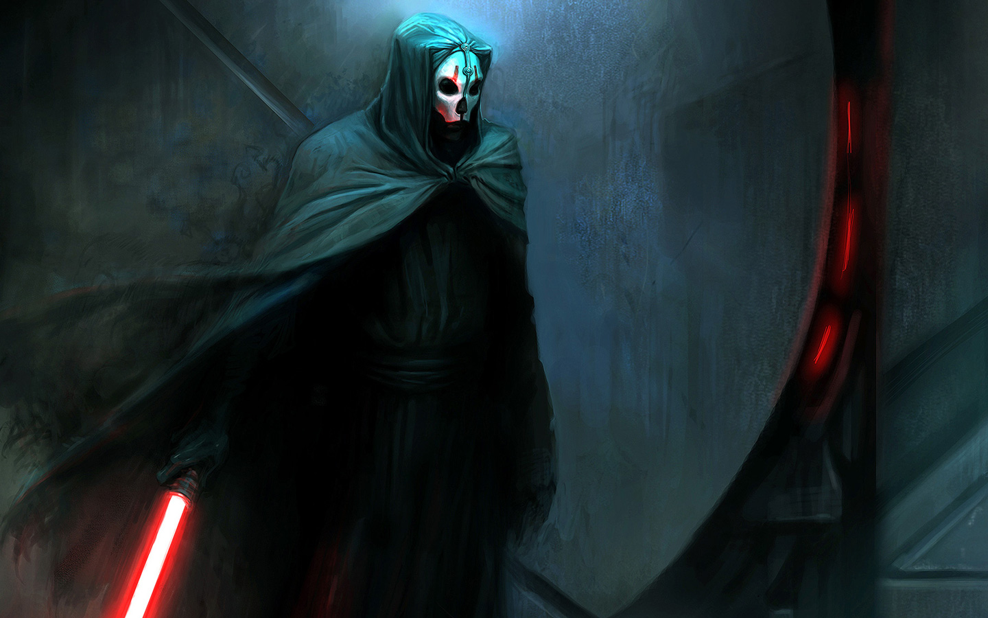 Star Wars: Knights of the Old Republic II � The Sith Lords Wallpaper in 1440x900