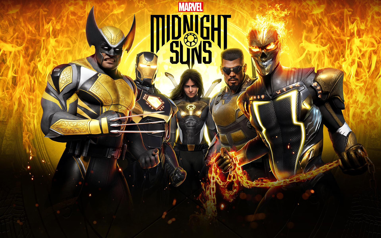 Free Marvel's Midnight Suns Wallpaper in 1440x900