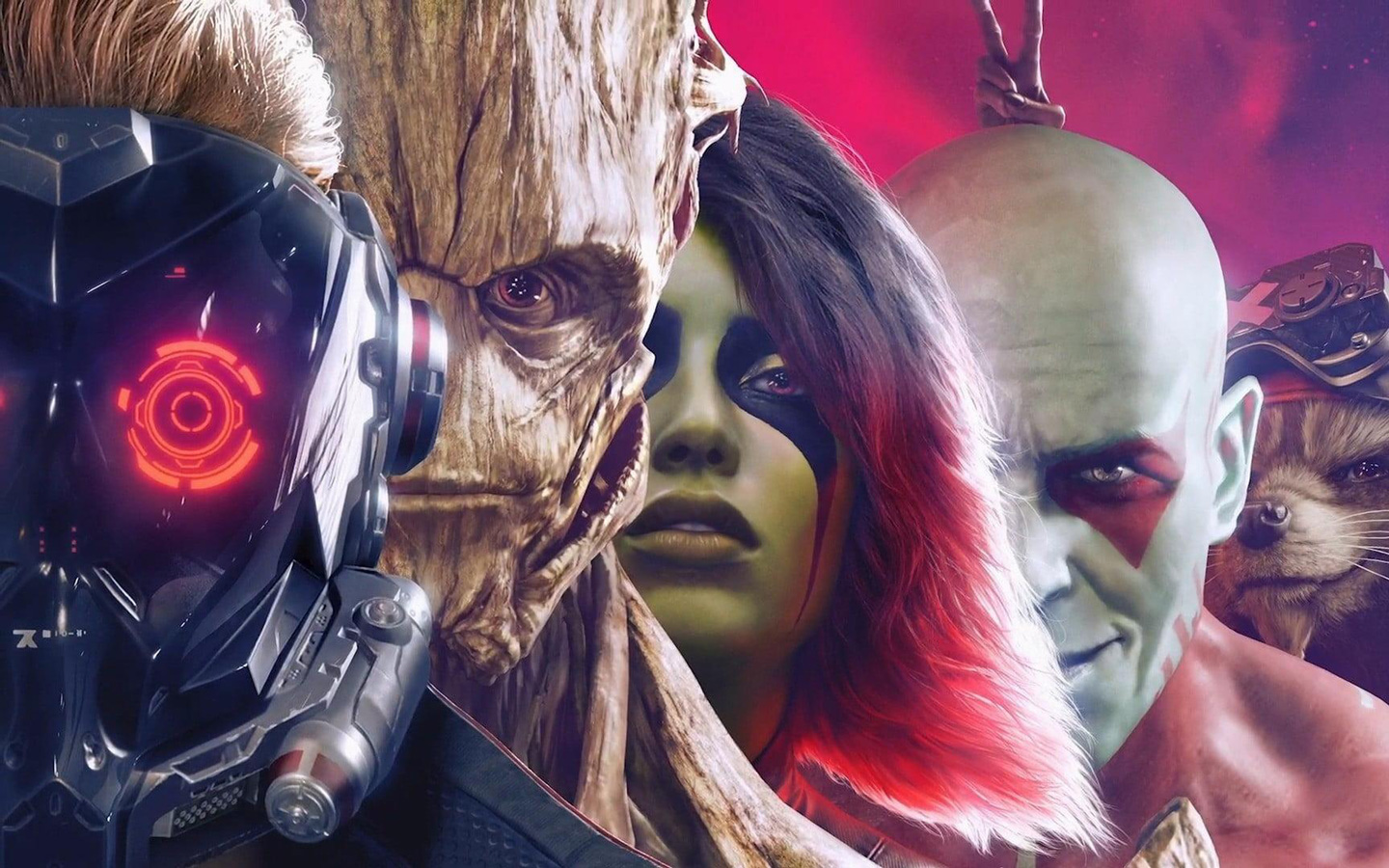 Free Marvel's Guardians of the Galaxy Wallpaper in 1440x900