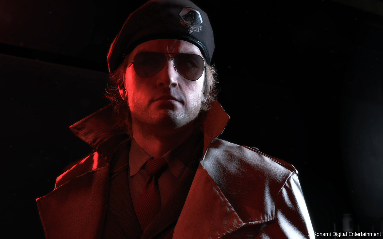 Free Metal Gear Solid V: The Phantom Pain Wallpaper in 1440x900