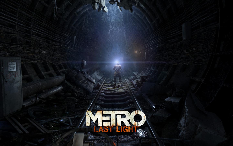 Free Metro: Last Light Wallpaper in 1440x900