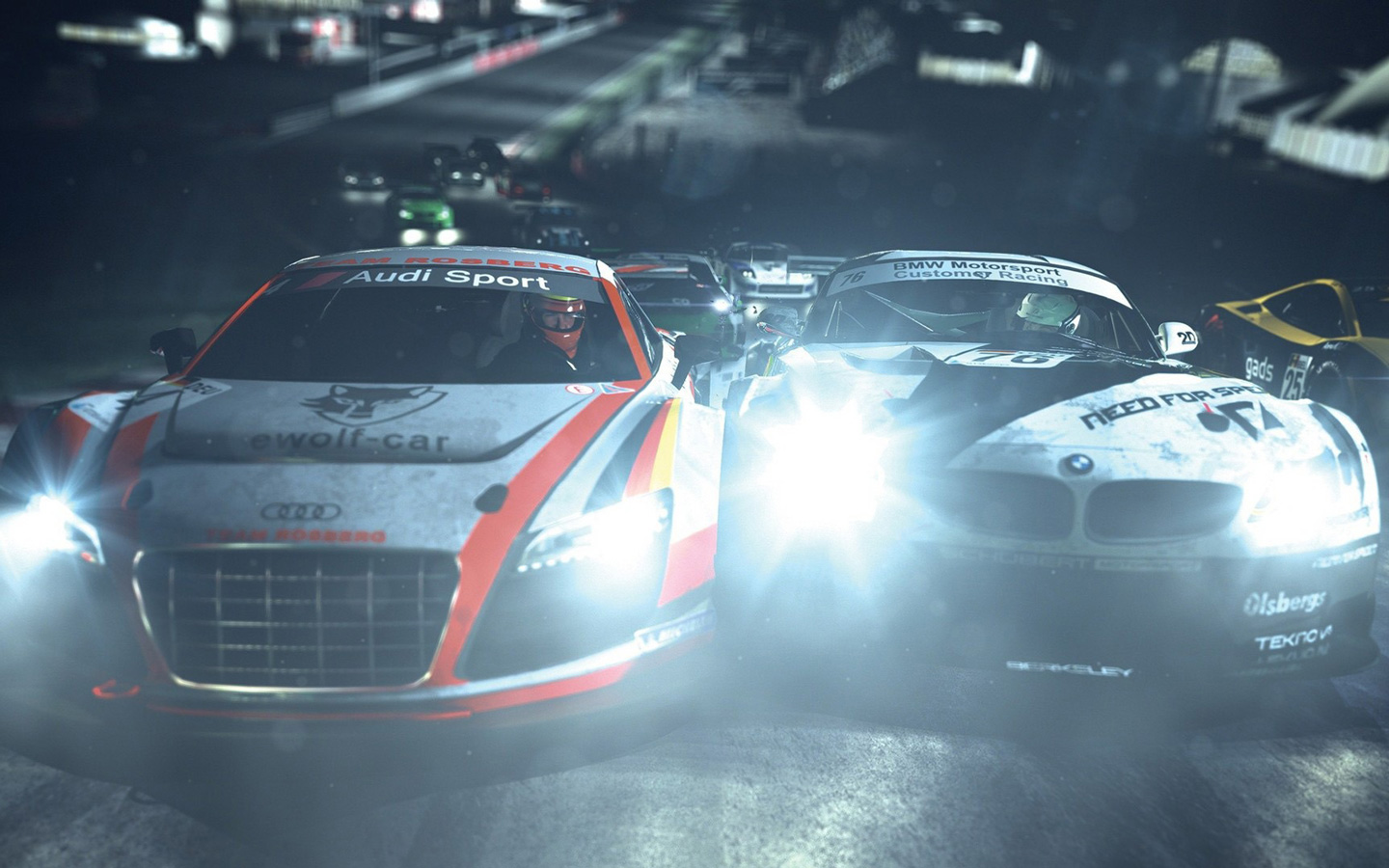 Need for Speed: Shift 2 Unleashed Wallpaper in 1440x900