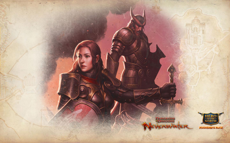 Free Neverwinter Wallpaper in 1440x900