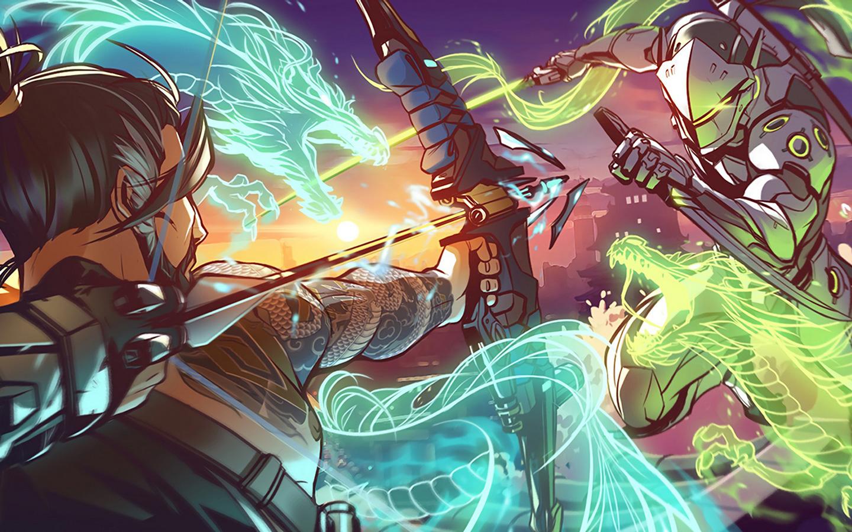 Overwatch Wallpaper in 1440x900