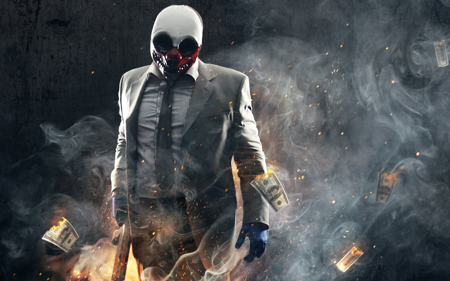 Payday 2 Wallpaper in 1440x900
