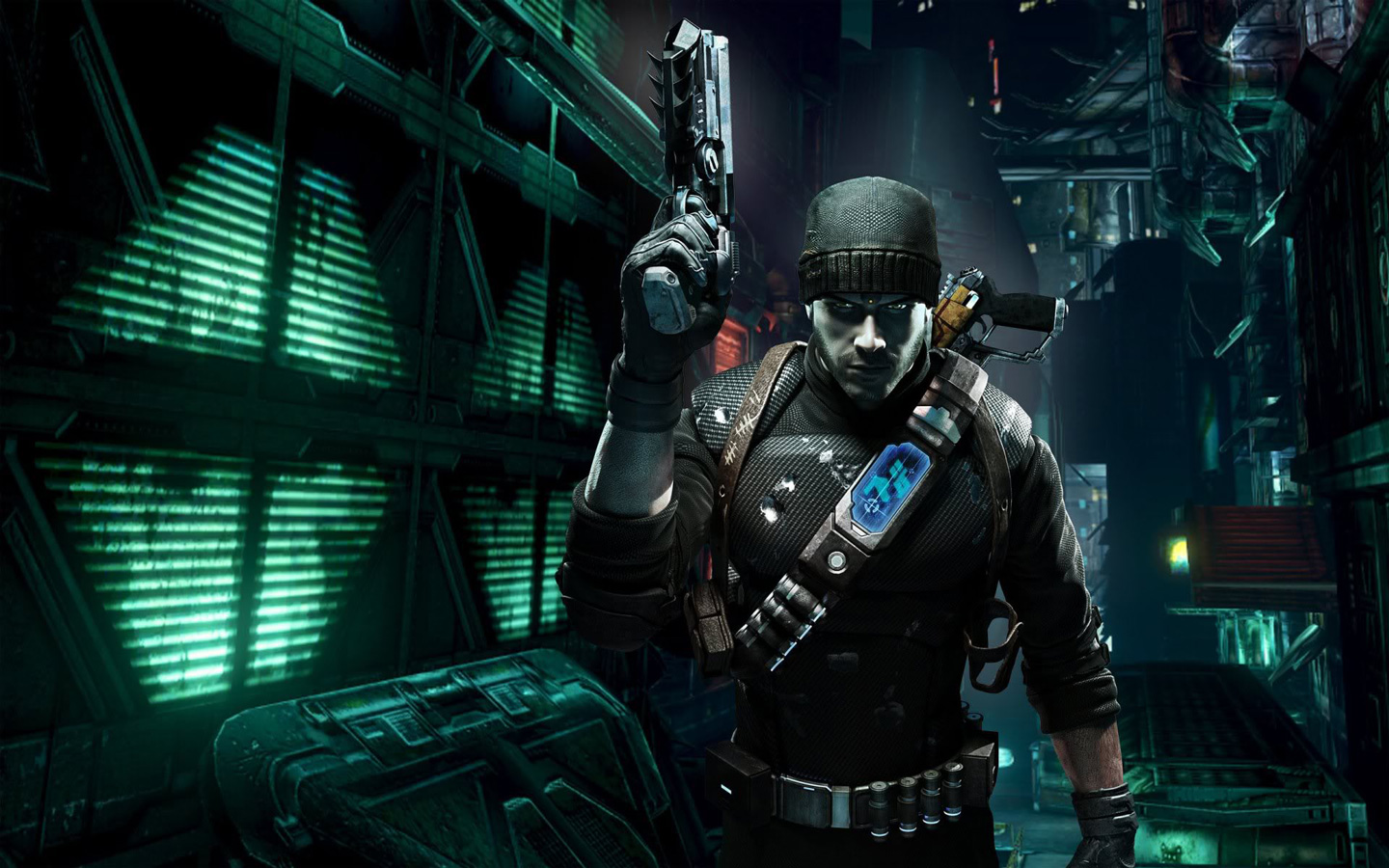 Free Prey 2 Wallpaper in 1440x900