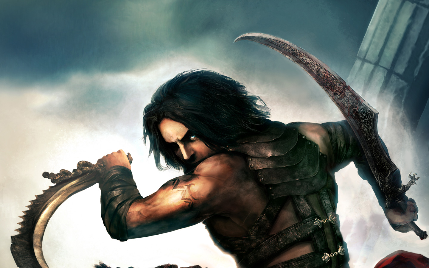 Prince of Persia: Warrior Within Wallpaper in 1440x900