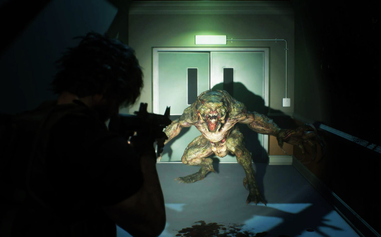 Free Resident Evil 3 Wallpaper in 1440x900