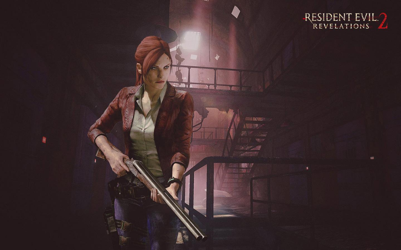 Free Resident Evil: Revelations 2 Wallpaper in 1440x900
