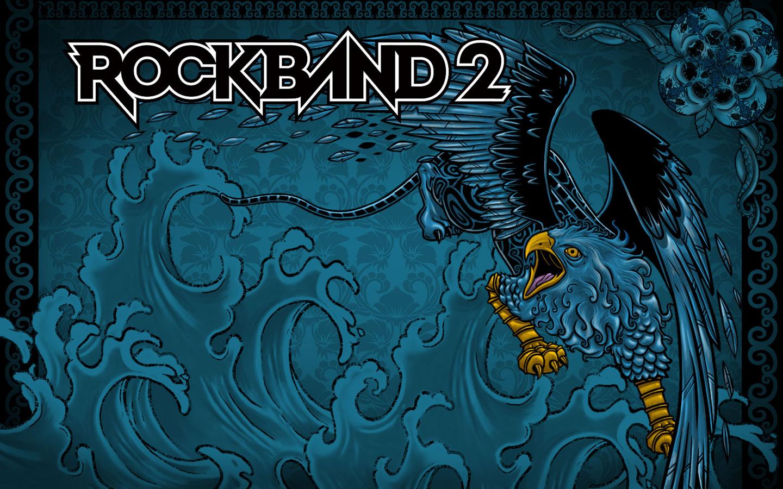 Rock Band 2 Wallpaper in 1440x900