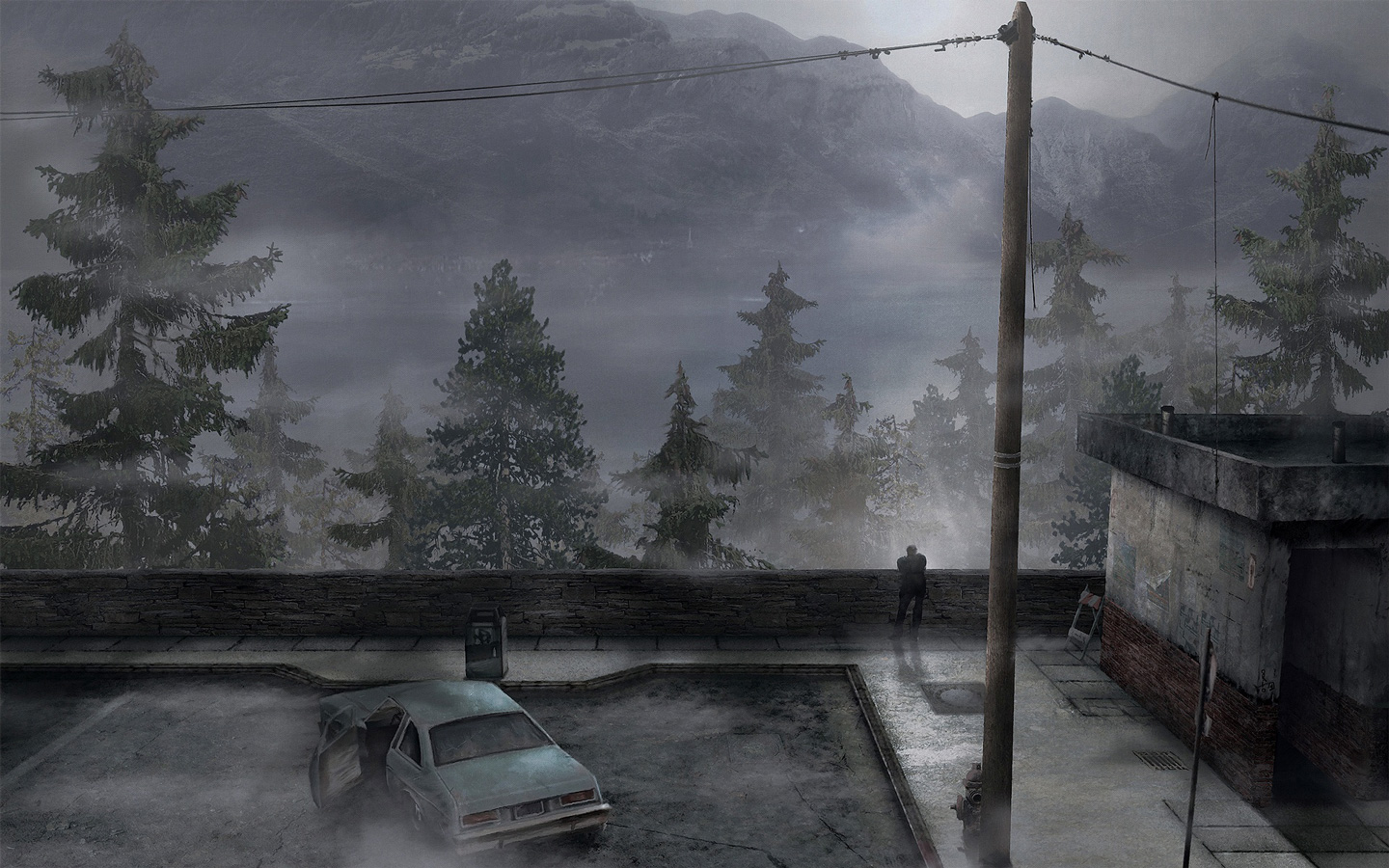 Silent Hill 2 Wallpaper in 1440x900