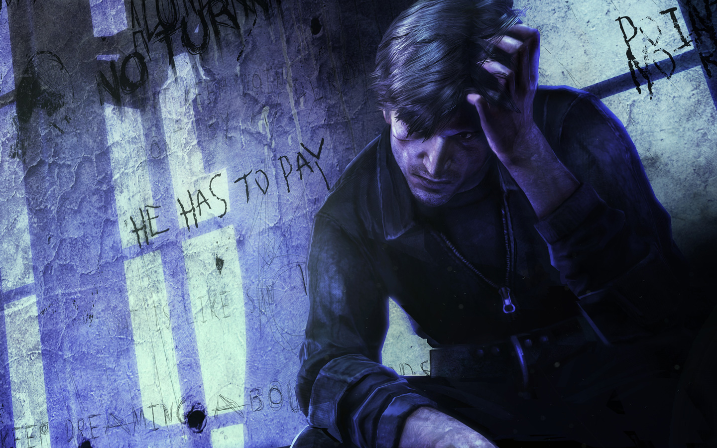Silent Hill: Downpour Wallpaper in 1440x900