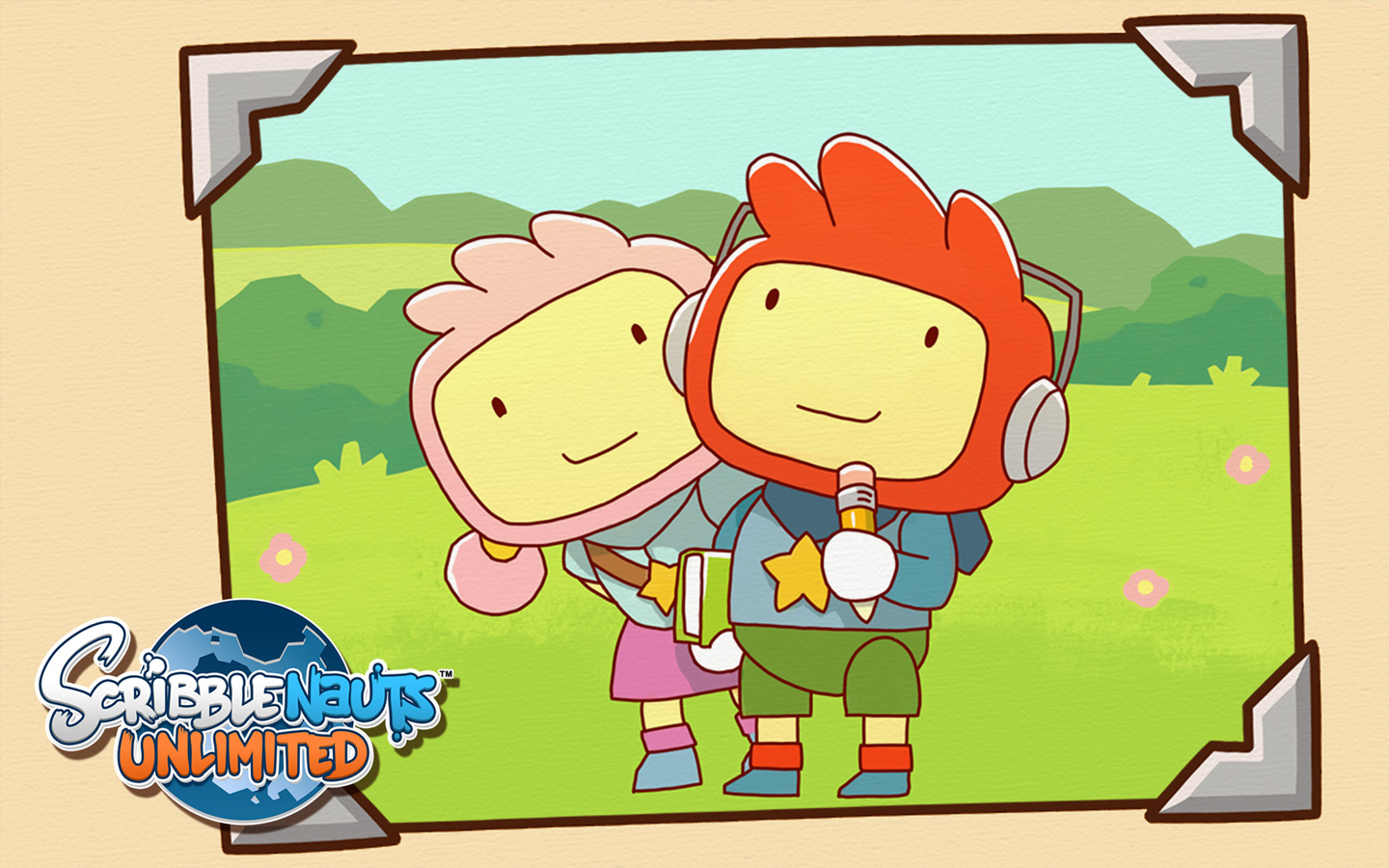 Free Scribblenauts Unlimited Wallpaper in 1440x900