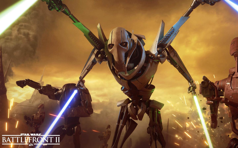 Free Star Wars: Battlefront II Wallpaper in 1440x900