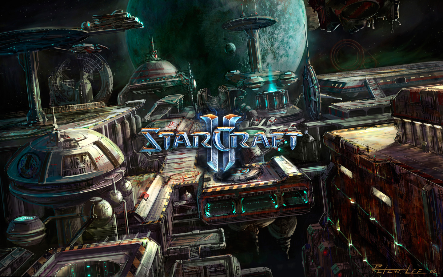 Free Starcraft 2 Wallpaper in 1440x900