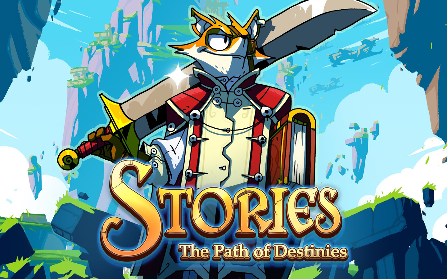 Free Stories: The Path of Destinies Wallpaper in 1440x900