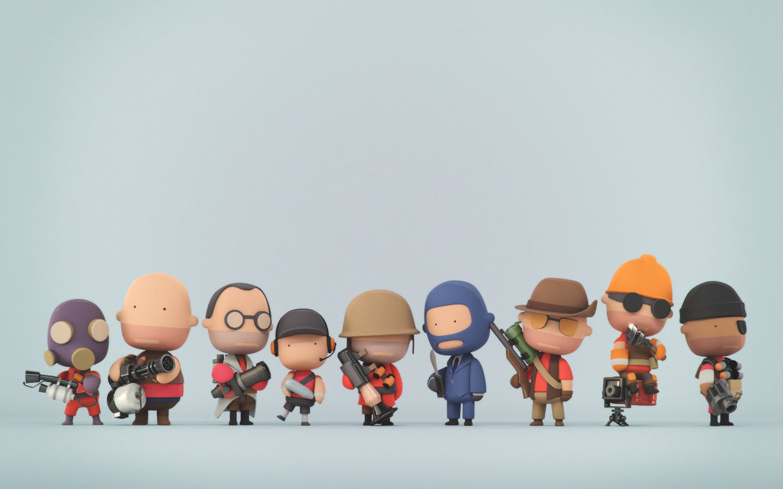 Team Fortress 2 Wallpaper in 1440x900