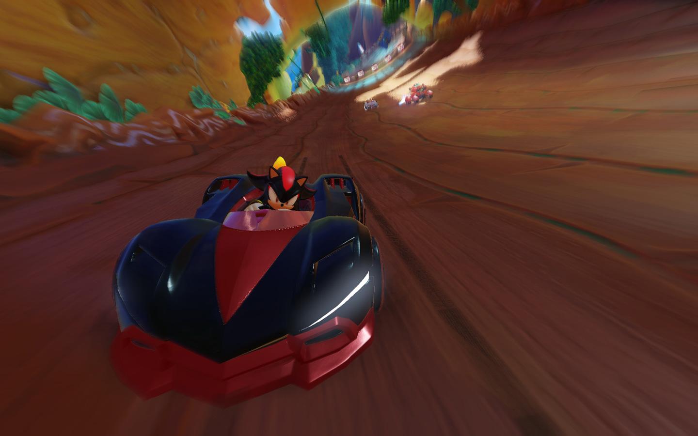 Free Team Sonic Racing Wallpaper in 1440x900