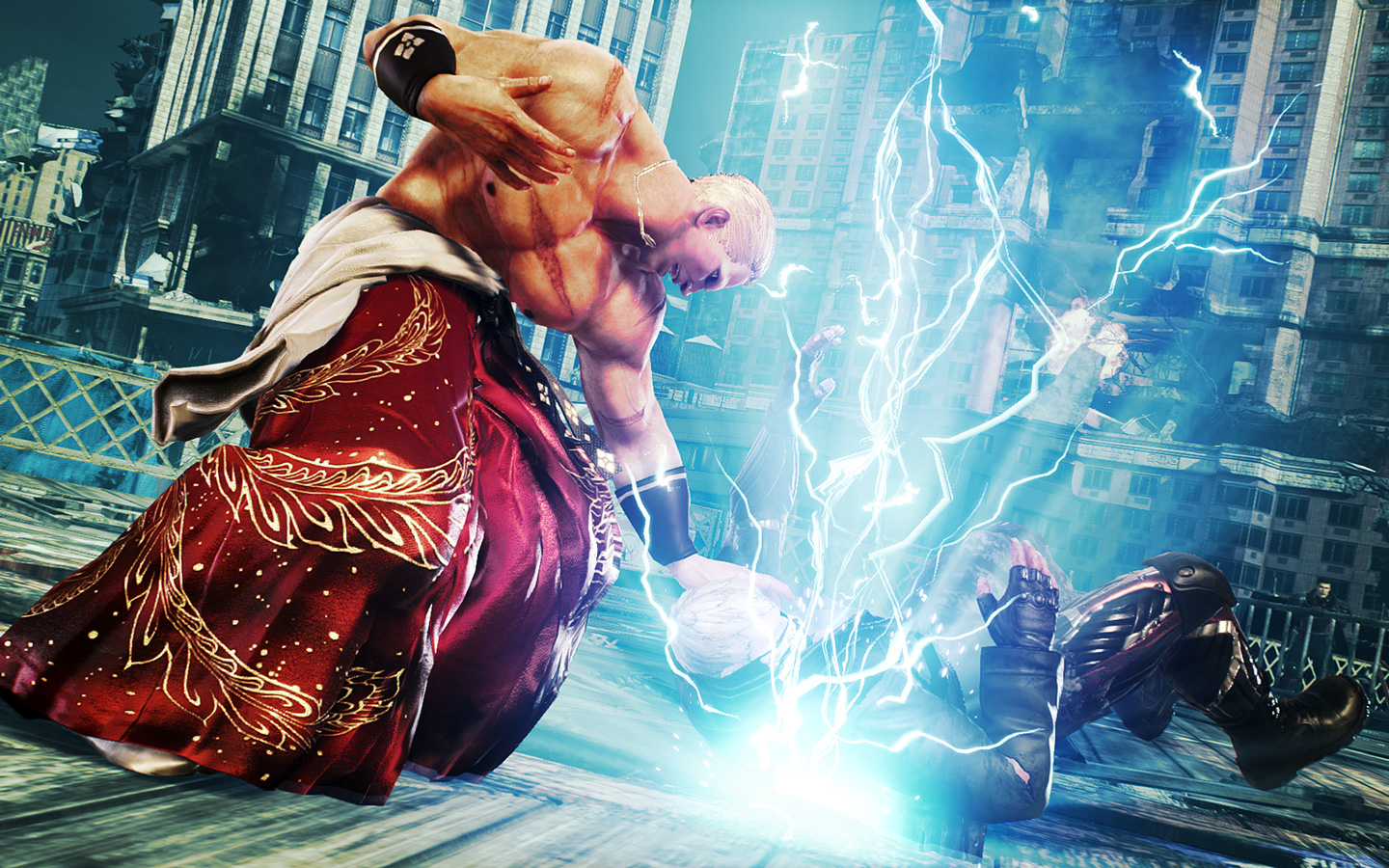 Free Tekken 7 Wallpaper in 1440x900