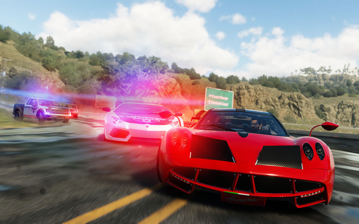 Free The Crew Wallpaper in 1440x900