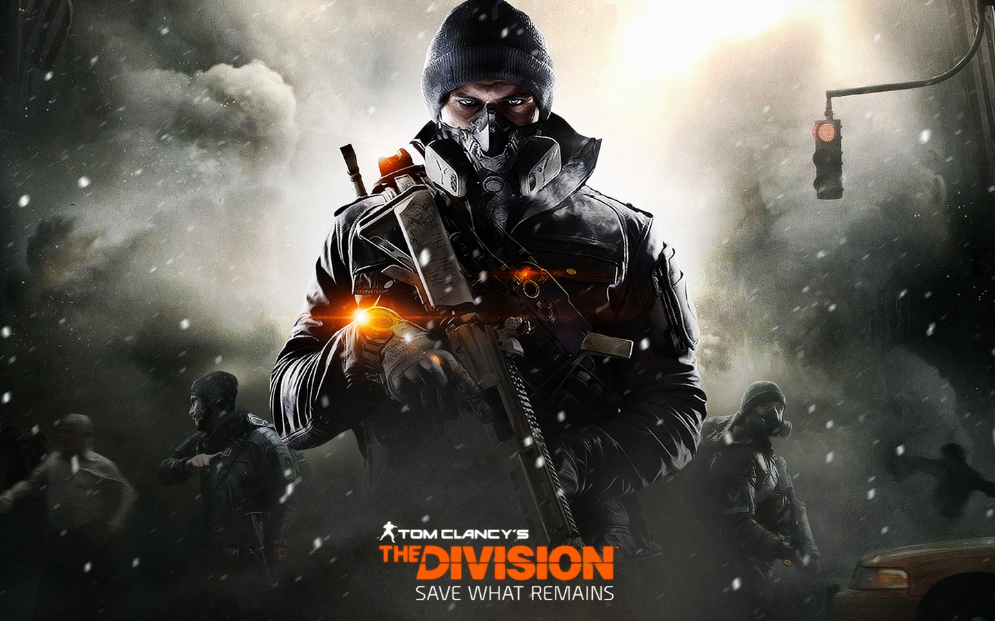 Free The Division Wallpaper in 1440x900