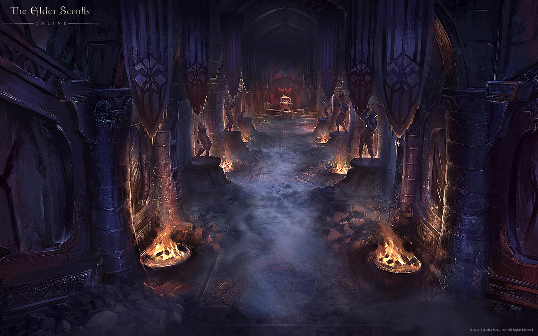 Free The Elder Scrolls Online Wallpaper in 1440x900