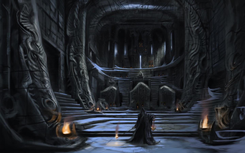 Free The Elder Scrolls V: Skyrim Wallpaper in 1440x900