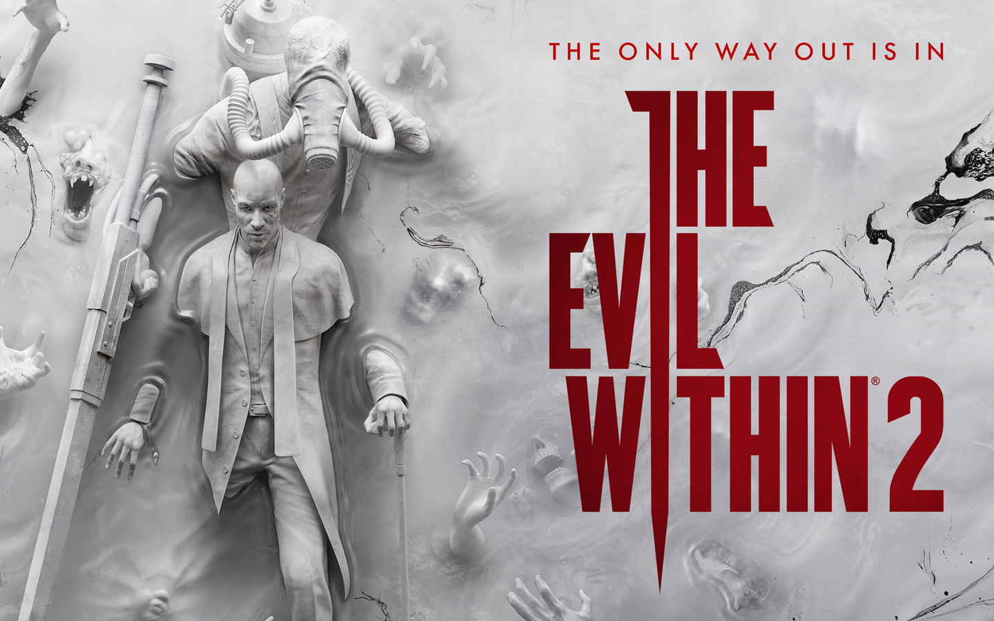 The Evil Within 2 Wallpaper in 1440x900