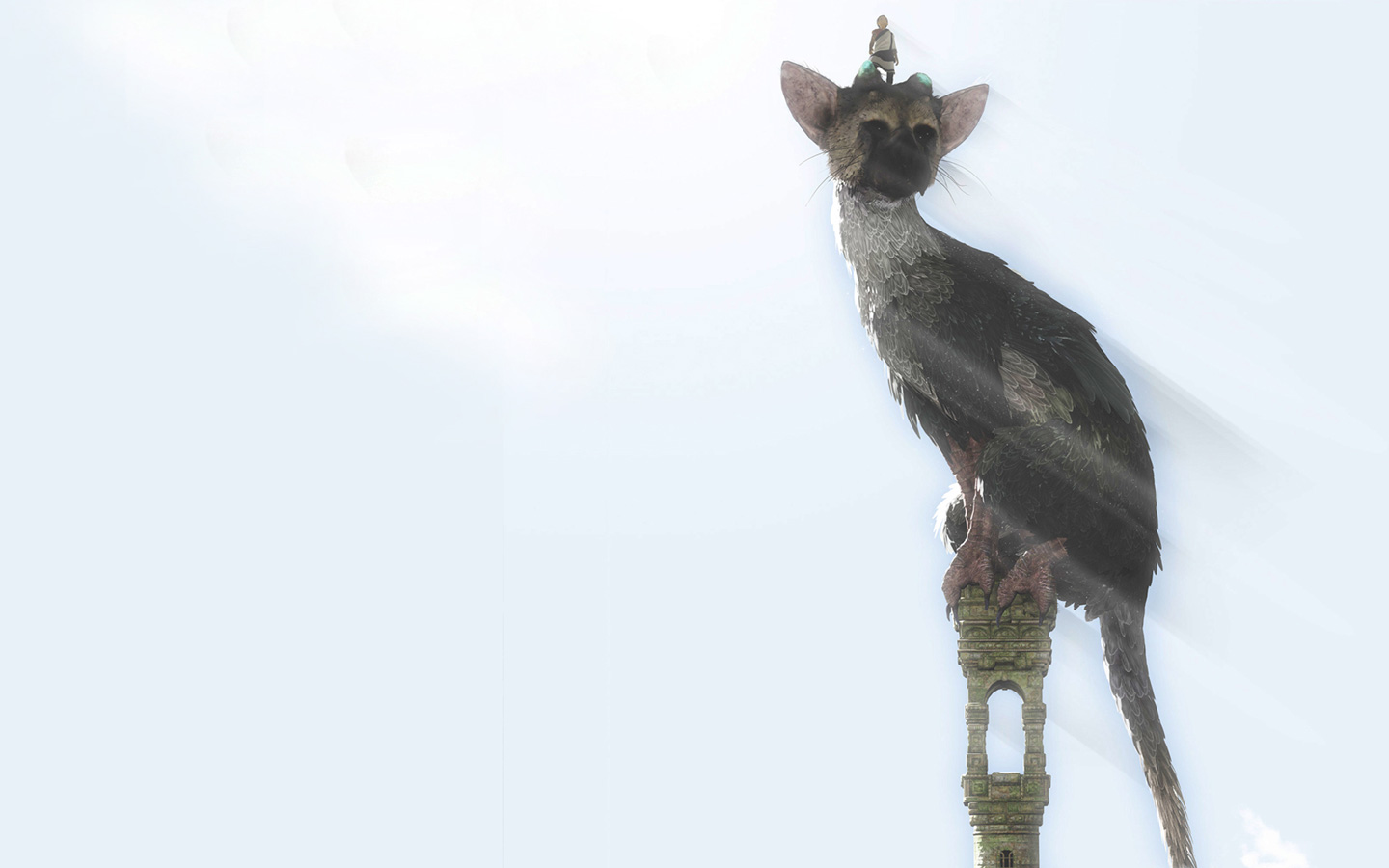 Free The Last Guardian Wallpaper in 1440x900