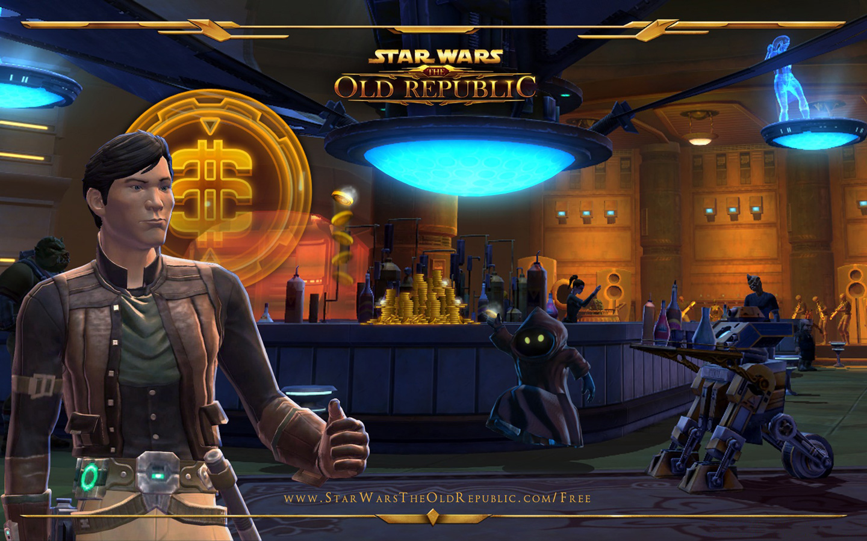 Free Star Wars: The Old Republic Wallpaper in 1440x900