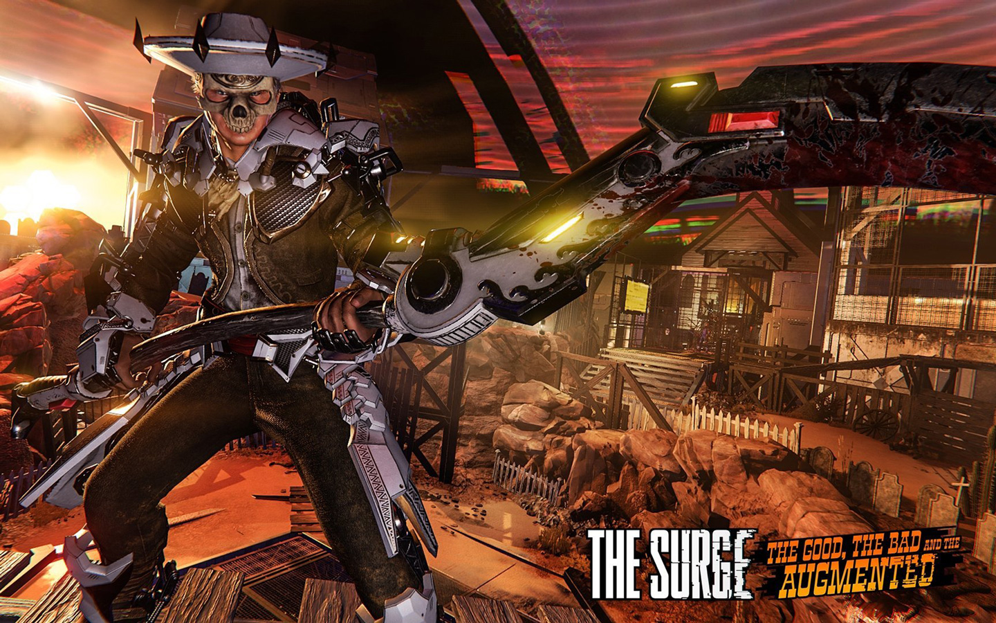 Free The Surge Wallpaper in 1440x900