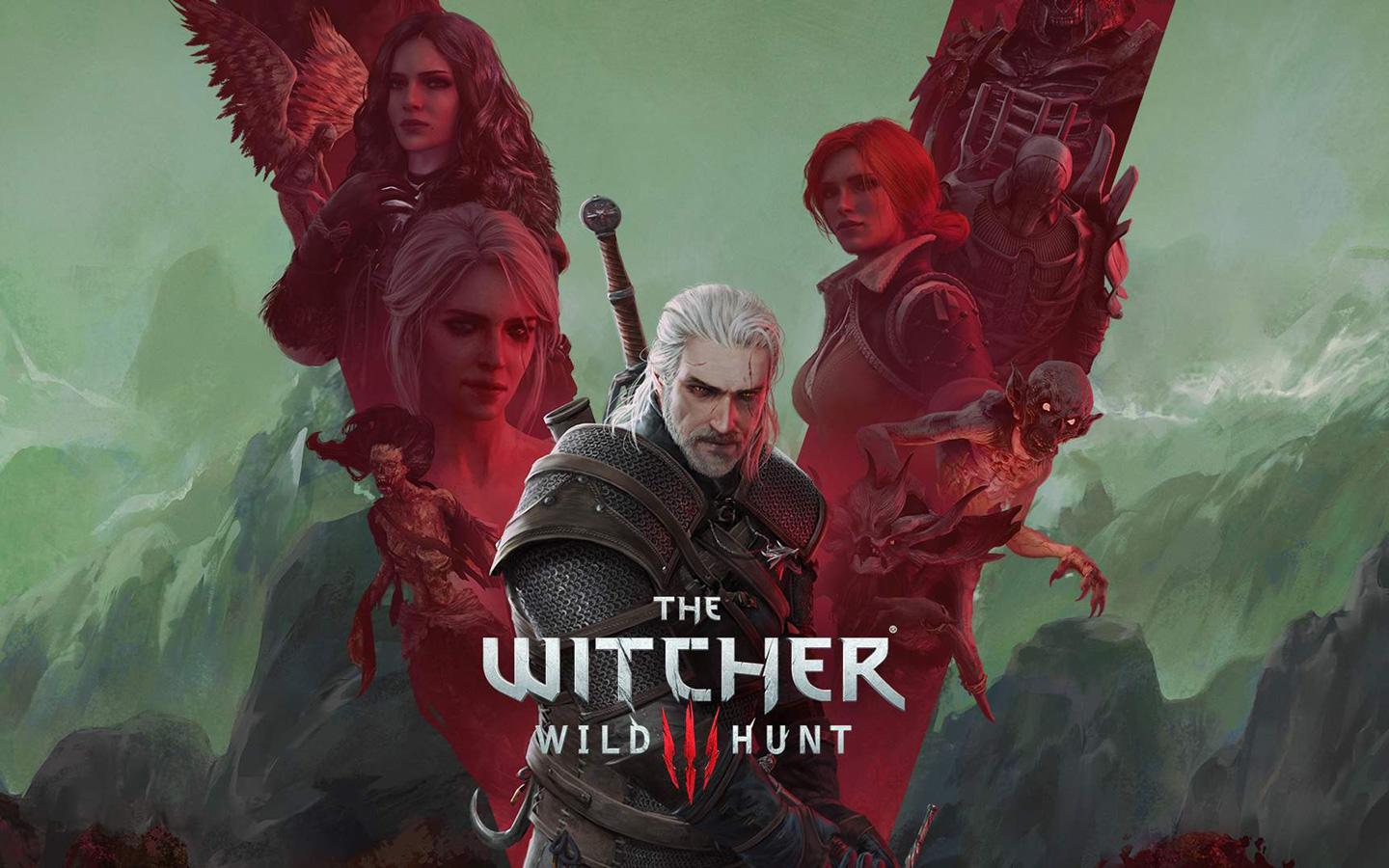 Free The Witcher 3 Wallpaper in 1440x900