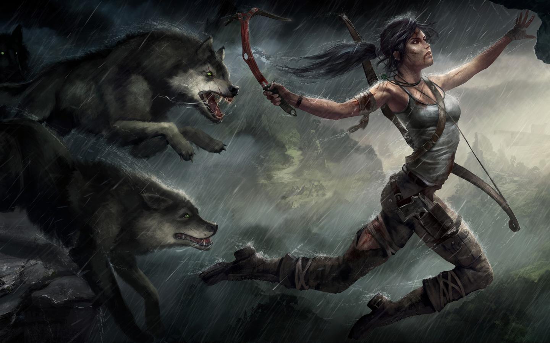 Tomb Raider Wallpaper in 1440x900
