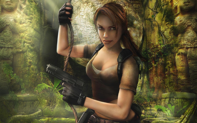 Free Tomb Raider: Legend Wallpaper in 1440x900