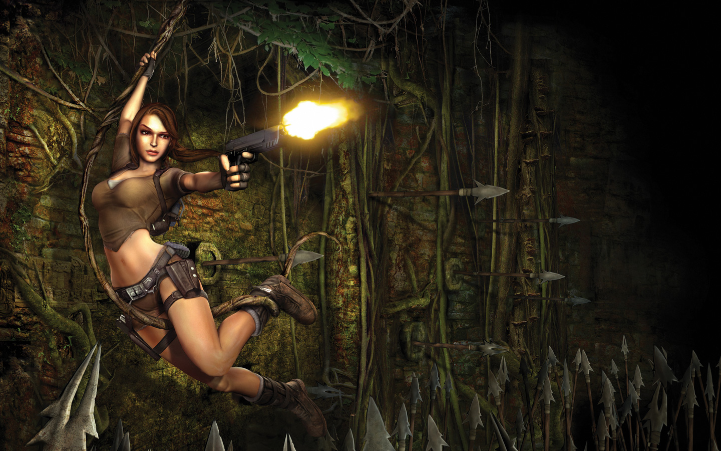 Free Tomb Raider: Legend Wallpaper in 1440x900