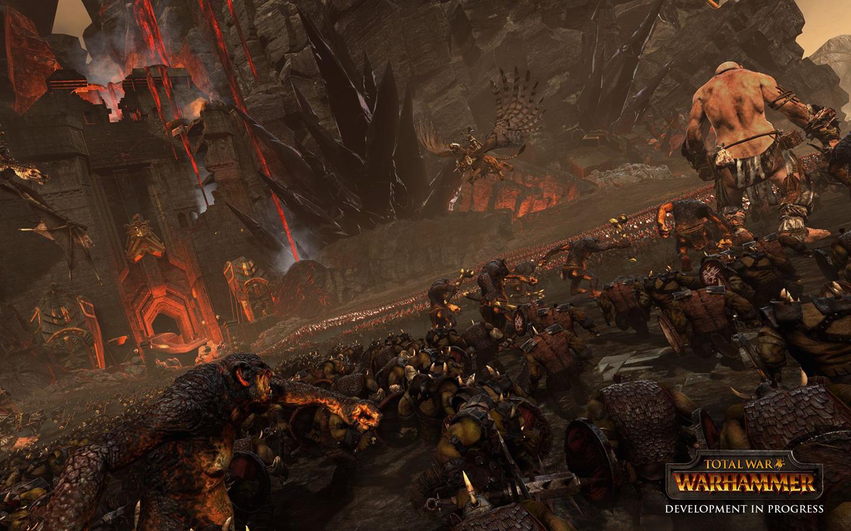 Free Total War: Warhammer Wallpaper in 1440x900